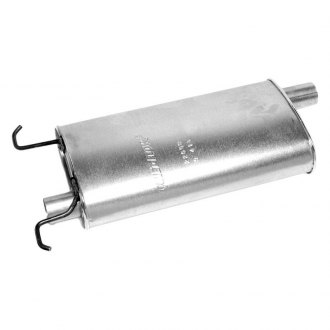 Walker® - Quiet-Flow™ Stainless Steel Oval Exhaust Muffler