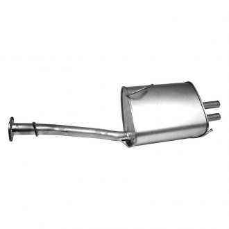 Walker® - Quiet-Flow™ Stainless Steel Irregular Aluminized Exhaust Muffler Assembly