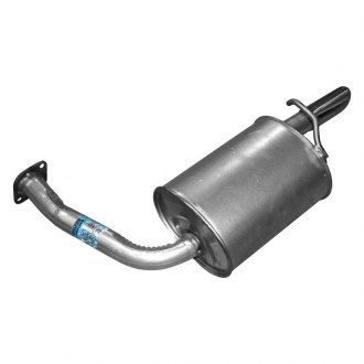 Walker® - Quiet-Flow™ Aluminized Steel Oval Muffler Assembly