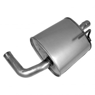 Walker® - Quiet-Flow™ Stainless Steel Oval Muffler Assembly