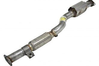 Walker® 54365 - Ultra™ Round Direct Fit Catalytic Converter