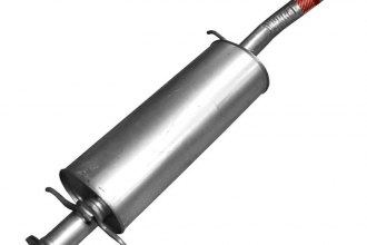 Walker® - Quiet-Flow™ SS Muffler Assembly
