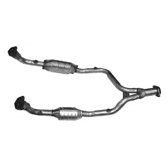 Walker® - Both Standard Oval Direct-Fit Catalytic Converter