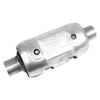Walker® - CalCat Round Universal Fit Catalytic Converter without Air Tube