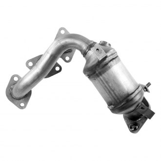 Walker® - CalCat™ Front Driver Side Stainless Steel Exhaust Manifold with Integrated Catalytic Converter