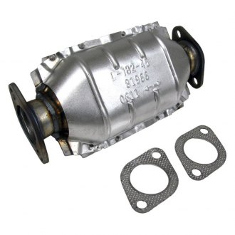Walker® - CalCat™ Rear Standard Oval Direct Fit Catalytic Converter