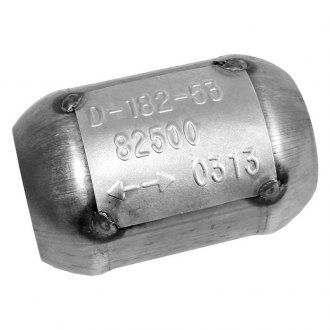 Walker® - CalCat™ Front Round Universal Fit Catalytic Converter