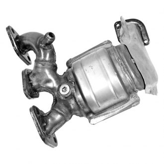Walker® - CalCat™ Front Passenger Side Exhaust Manifold with Integrated Catalytic Converter