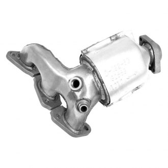 Walker® - CalCat™ Ceramic Exhaust Manifold with Integrated Catalytic Converter