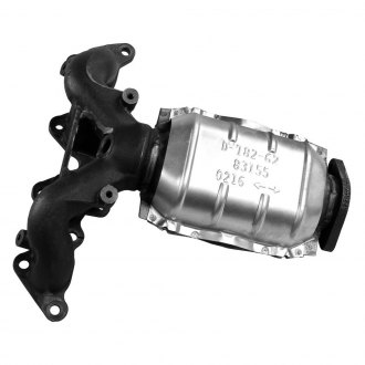 Walker® - CalCat™ Manifold with Integrated Catalytic Converter