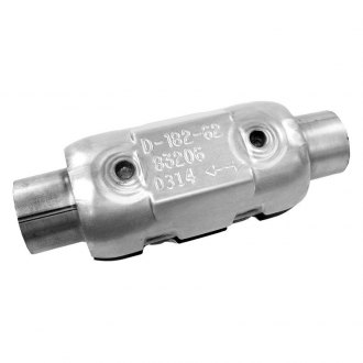 Walker® - CalCat™ Rear Round Universal Fit Catalytic Converter