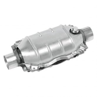 Walker® - Ultra™ Small Oval Universal Fit Catalytic Converter without Air Tube