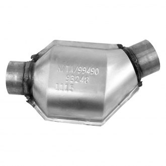 Walker® - Rear Small Oval Catalytic Converter