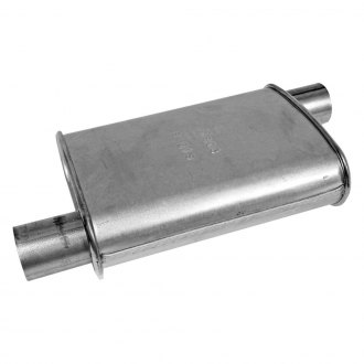 Walker® - Aluminized Steel Oval Installer Turbo Exhaust Muffler