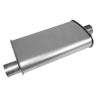 Walker® - Aluminized Steel Oval Installer Turbo Aluminized Exhaust Muffler