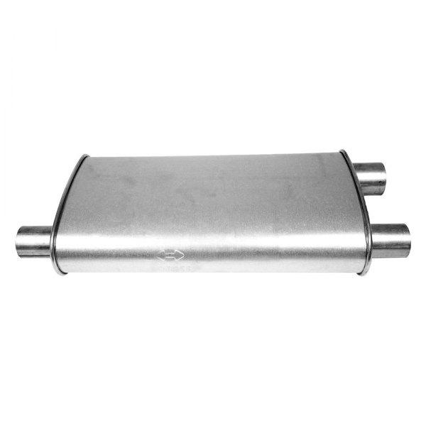 Exhaust Muffler-SoundFX Universal Muffler Walker 17843