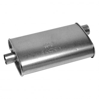 Walker® - SoundFX™ Aluminized Steel Oval Aluminized Exhaust Muffler
