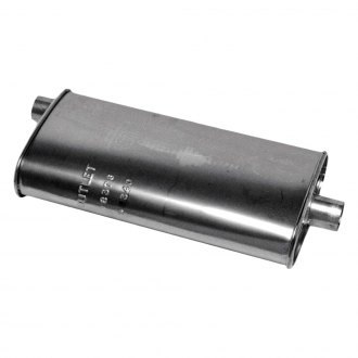 Walker® - SoundFX™ Aluminized Steel Oval Direct-Fit Exhaust Muffler