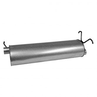Walker Soundfx Aluminized Steel Oval Direct Fit Exhaust Muffler