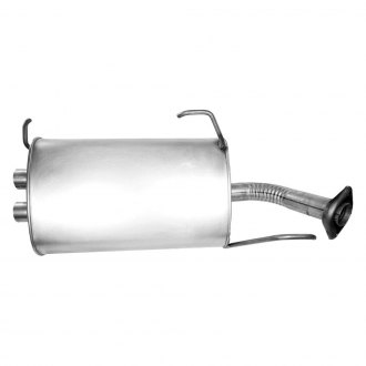 Walker® - SoundFX™ Aluminized Steel Oval Direct-Fit Aluminized Exhaust Muffler