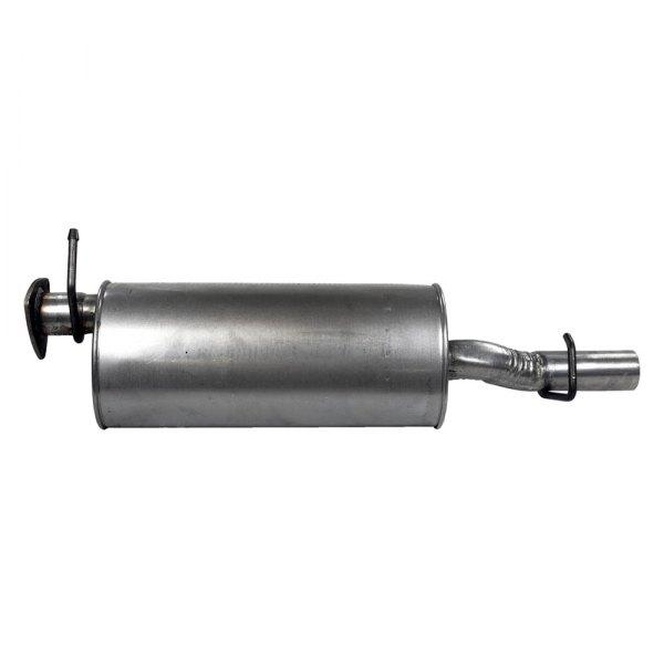 Exhaust Muffler-Quiet-Flow SS Muffler Walker 21482