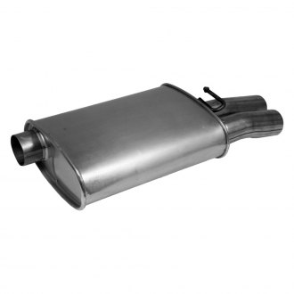 Walker® - Quiet-Flow™ Oval Aluminized Exhaust Muffler