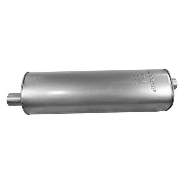 Exhaust Muffler-Quiet-Flow SS Muffler Walker 21543