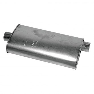Walker® - Quiet-Flow™ Aluminized Steel Oval Exhaust Muffler
