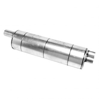Walker® - Heavy Duty Aluminized Steel Round Truck Exhaust Muffler