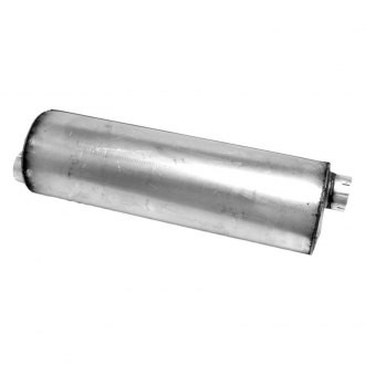 Walker® - Heavy Duty Aluminized Steel Round Exhaust Muffler