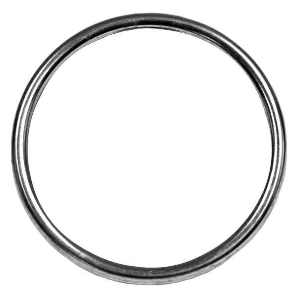 Walker fiber and metal laminate ring exhaust pipe