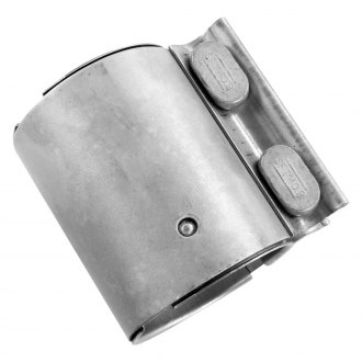 Walker® - Stainless Steel Natural Torca Coupler Exhaust Clamp
