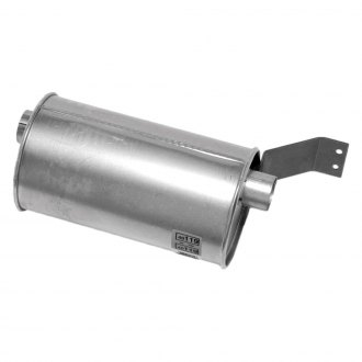 Walker® - Quiet-Flow™ Aluminized Steel Round Exhaust Muffler and Pipe Assembly