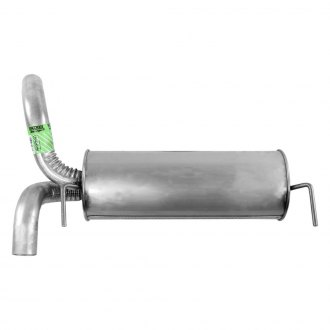 Walker® - Quiet-Flow™ Stainless Steel Round Exhaust Muffler and Pipe Assembly