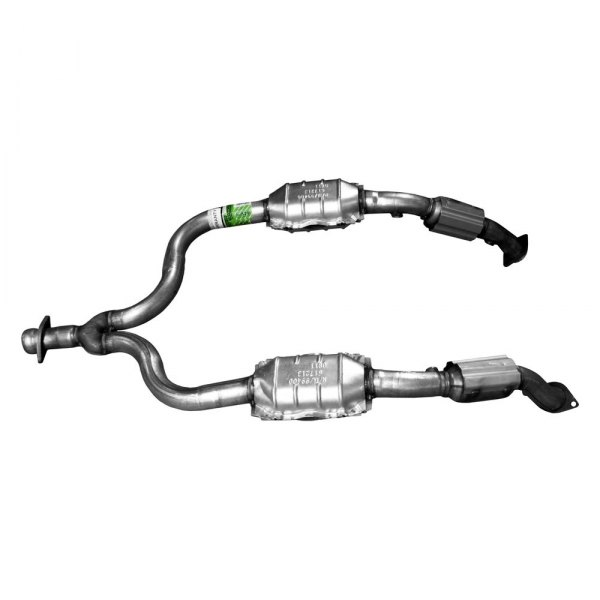 Walker® - Ultra™ Direct Fit Round and Standard Oval Body Catalytic Converter and Pipe Assembly