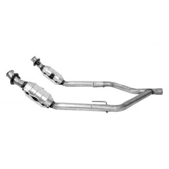 2006 ford mustang replacement catalytic converters  u2013 carid com
