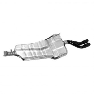Walker® - Quiet-Flow™ Aluminized Steel Exhaust Muffler and Pipe Assembly