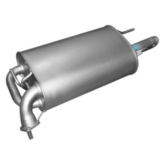 Walker® - Quiet-Flow™ Oval Exhaust Muffler and Pipe Assembly