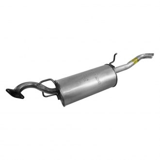 Exhaust Muffler Assembly-Quiet-flow Ss Muffler Assembly fits 09-10 Ford F-150