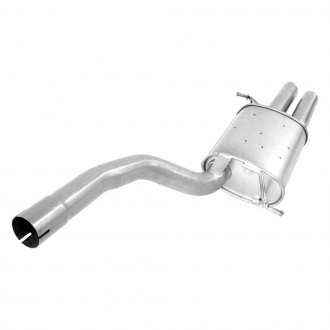 Walker® - Quiet-Flow™ Aluminized Steel Oval Exhaust Muffler Assembly