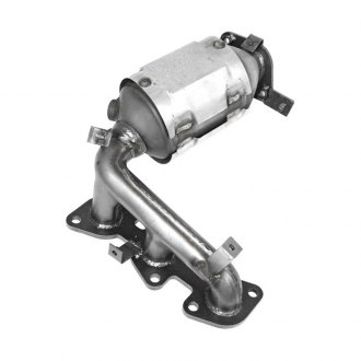 Walker® - CalCat™ Exhaust Manifold with Integrated Catalytic Converter