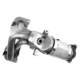 Walker® - CalCat™ Stainless Steel Exhaust Manifold with Integrated Catalytic Converter
