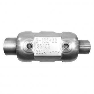 Walker® - CalCat™ Universal Fit Round Body Catalytic Converter