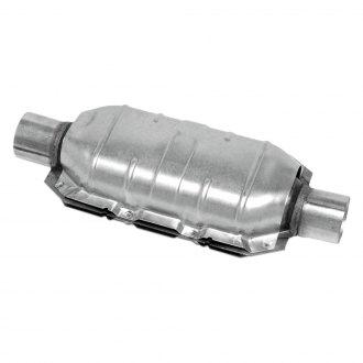 Catalytic Converter Compatible with 2001-2005 Mitsubishi Eclipse Aluminized Steel Tube 1 Sensor Port Upstream and Downstream