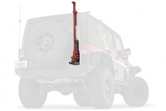 Warn® - Off-Road Jack Mount