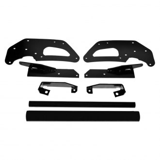Warn® - Trans4mer™ Black Powdercoat Grille Guard