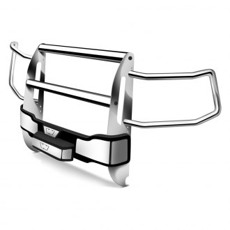 Warn® - Trans4mer™ Stainless Steel Grille Guard Kit