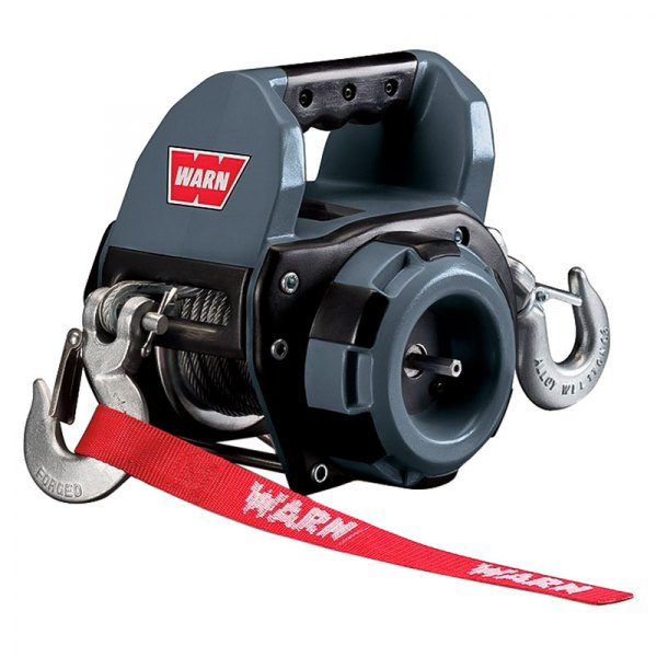 Warn 101570 750 Lbs Portable Drill Winch With Steel Rope