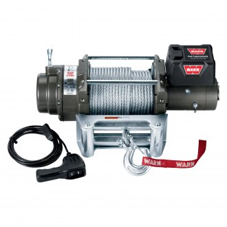 WARN® - M Series Self-Recovery Electric Winch With Wire Rope