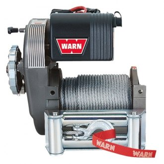 Warn® - M8274-50 8000 lbs Self-Recovery Electric Winch with Wire Rope